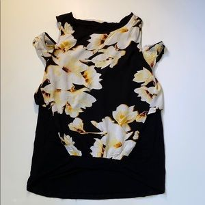 🎃JUICY COUTURE Floral Blouse
